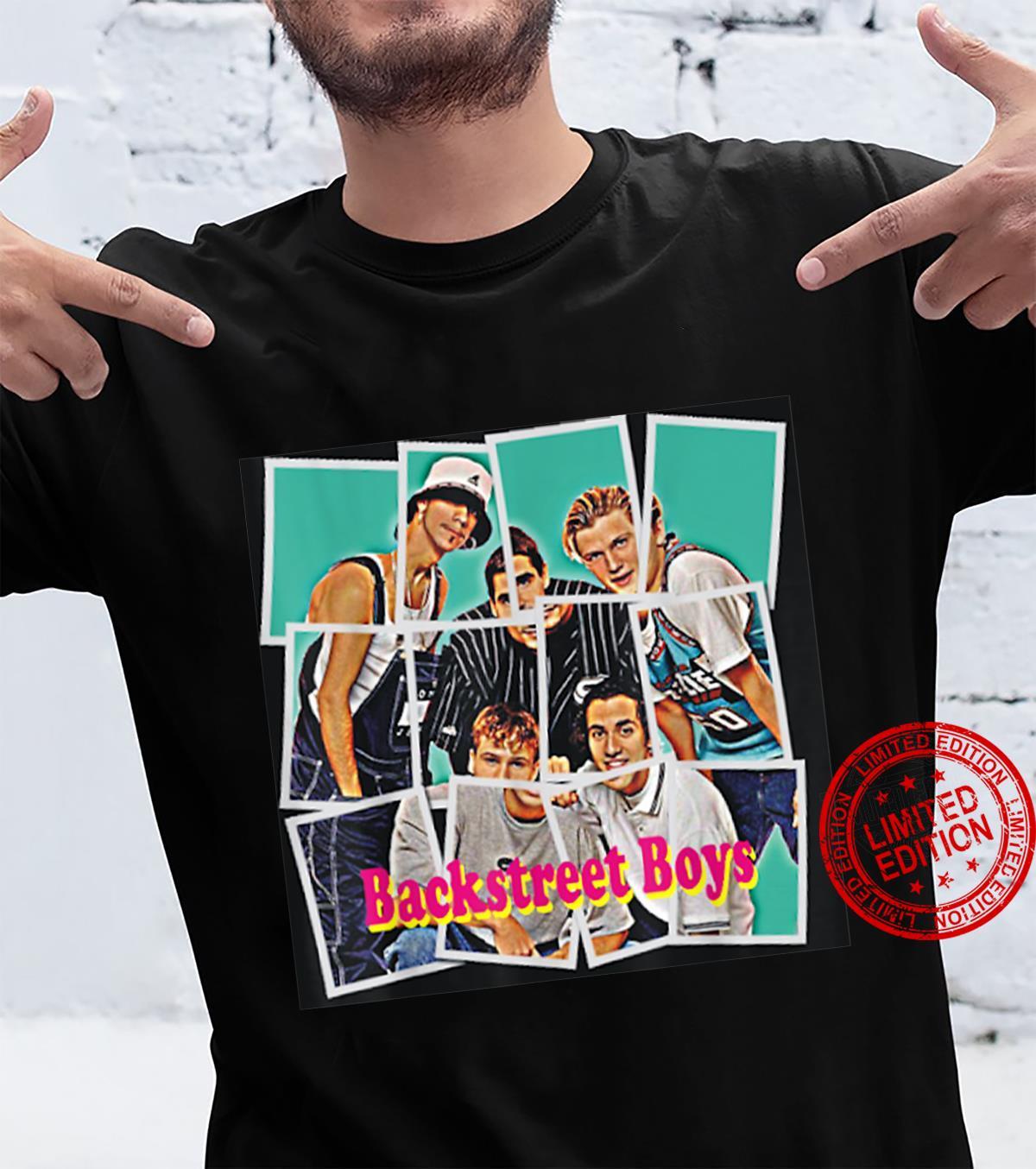 Vintage-Backstreet Boy Shirt